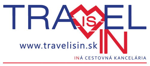 Travel Is In Logo